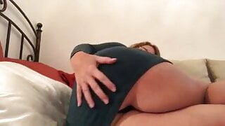 Spreading My Ass Cheeks for you