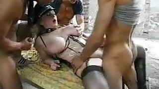 Humiliation and Degradation Female cop