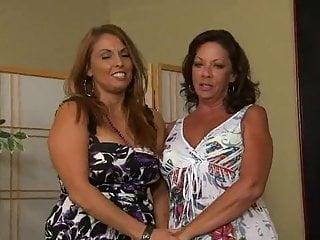 Stacy cash spanked Mom stacie with friend