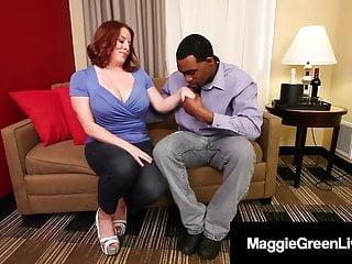 Super big tits movies - Super big tits maggie green fucks big black cock rome major