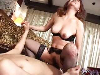 Hardcore mom and son Japanese mom and not her son -part 4- unsencored