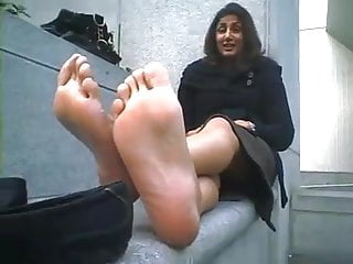 Black stink pussy More stink indian soles