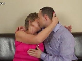 Hot mom son porn - Old but still hot mom and not her son
