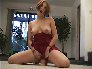 Anal insertion objects free pic - Preciosa anglosajona object insertion big toy showing tits