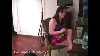 Casting Tara full figure nervous desperate amateurs