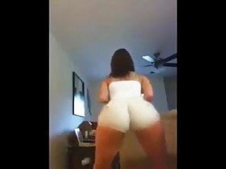 Brazilian ass shaking Latina teen shaking that ass 11