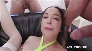 Double Anal Quirt