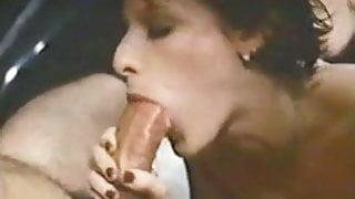 Deepthroat big penis and cum