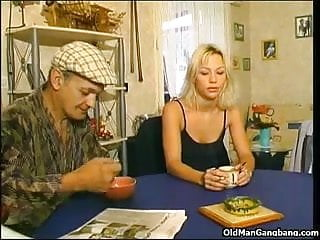 Fucking cook game - Blonde for cooking and fucking