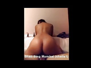 Pussy picture from mumbai - Desi bhabhi sheli from mumbai riding cock in bath tub
