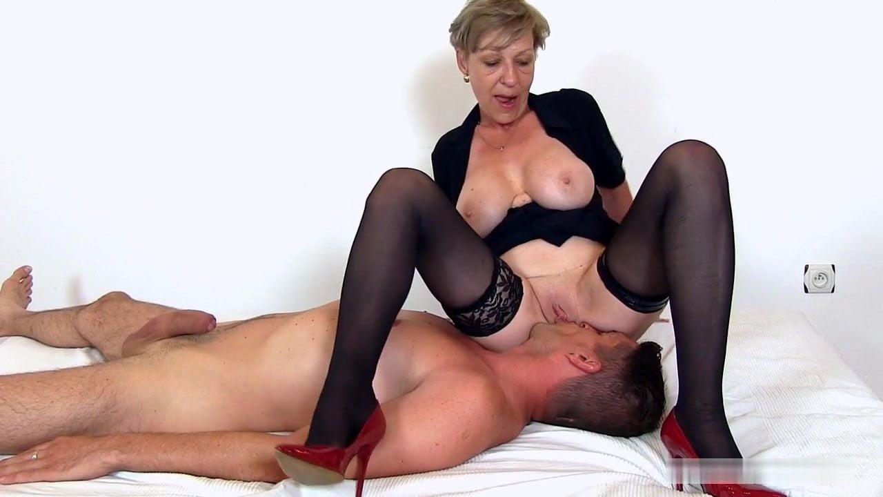 Porn Granny Cuni