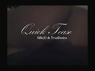 Watch kim ass ray j - Silk j ray truedesire play quick tease - clip1