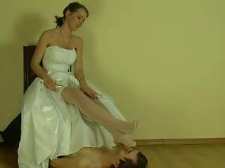 Bride fetish pics - Foot bride