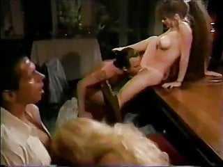 Womens sexy feet at dinner party Rebecca wild in dinner party orgy vhs version