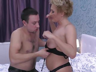 Hot moms porn videos - Taboo home sex with hot moms and lucky sons