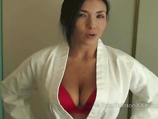 Kung fu sex fighters Cum fu sex tournament finalizing your training -tara tainton
