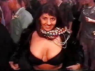 Bourbon street sex theater - Big titty bourbons street flasher