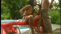 Exotic Brazilian Babe Gets Banged 2