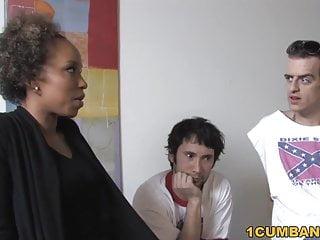 Aja locklear nude - Aja cummings receives facial cumshot after gangbang