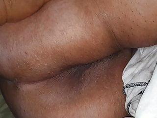 Butt cum filled - Big butt cum