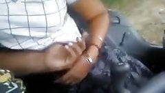Tamil Girl Sucking and Kissing