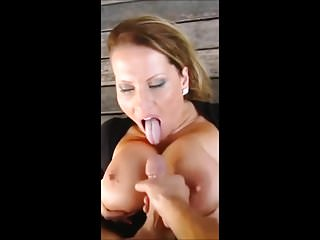 Big blonde breast natural - Big breasted facial