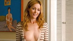 Leslie Mann Nip Slip from 'This Is 40' On ScandalPlanet.Com
