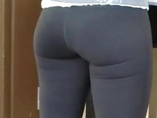 Booty ass woman - Gym booty