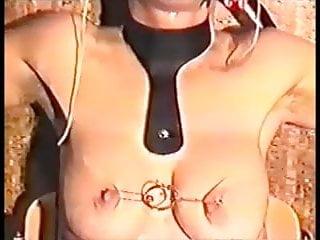 Humiliation tit torture Torture