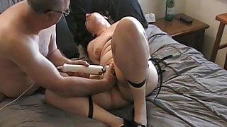 Tied up with my boyfriend