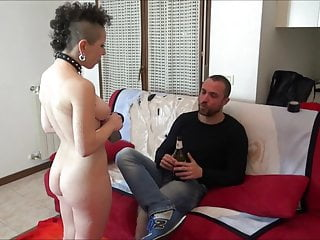 Free videos on gay man first time - Thick dykes first time being used by man.