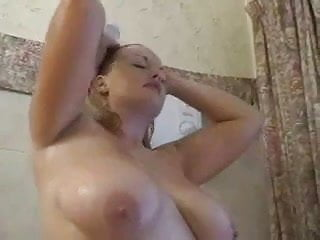 Dirty chubby slavs Chubby girl gets dirty in the shower