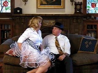 Petticoat porn