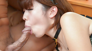 Mature maid Seira Matsuoka, insane home porn