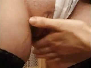 Threesome fisted Anal, fist and piss french style