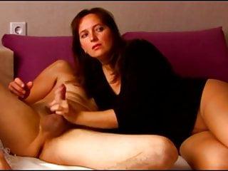 Porn freshmen having sex Horny couple having sex on couch watching porn, voyeur