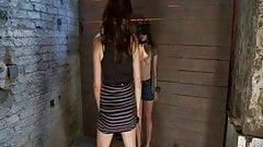 Lesbian BDSM - Princess Donna Torture Natalie (01-09-2011)