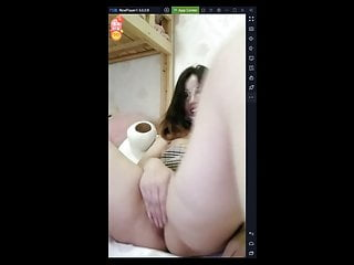 Webcam phone sex Call phone video masturbating