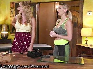 Brett farve penis photo - Allgirlmassage brett rossi is desperate to be licked
