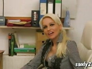 Horny sexy teachers fucking - Hard fuck with horny teacher - german