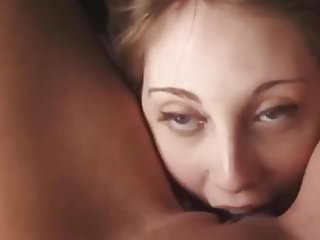 Lesbian licks pussy - Girl licks pussy from another girl