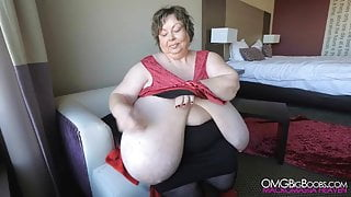 bbw girls with big tits compilation