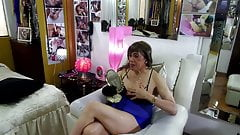 Anal lust NICOLE fanatic anal sex with new lover