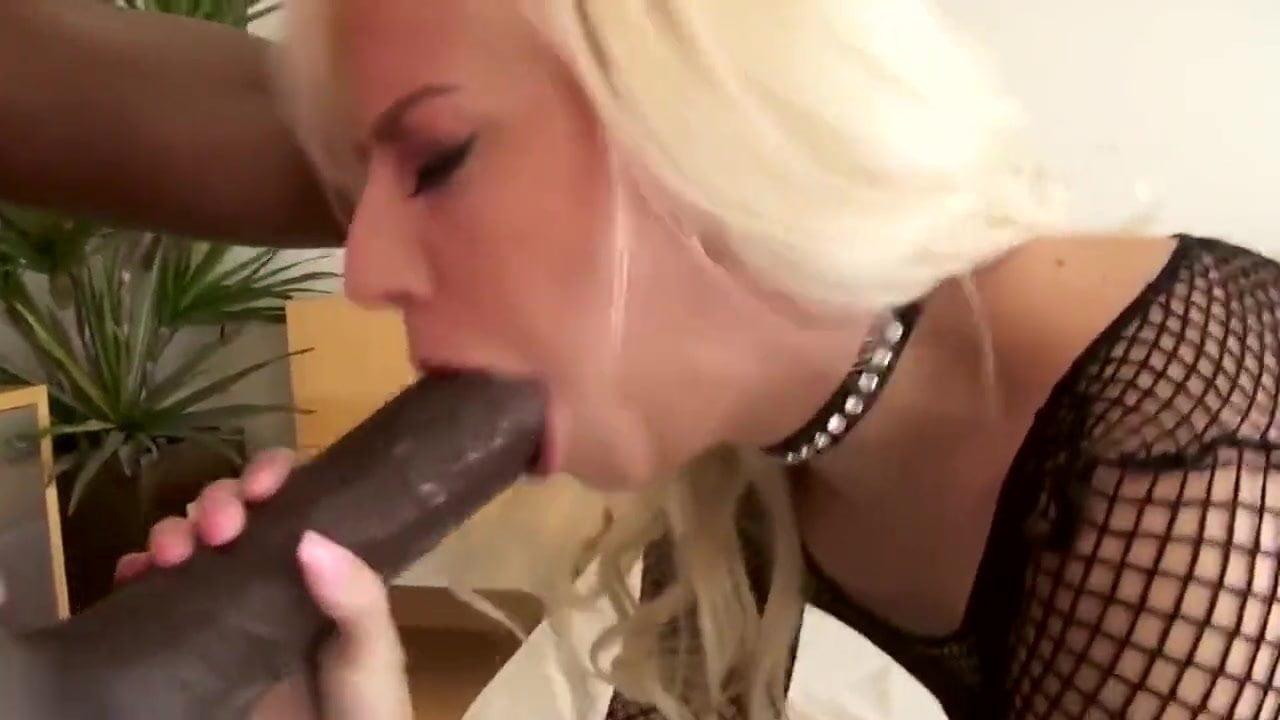 Big Black Cock Gloryhole