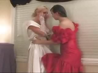 Futanari lesbians video Futanari