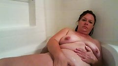 flabby aunt shower 1
