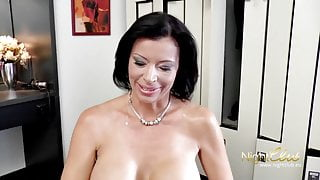 Milf fucked at changing room
