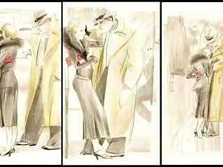 Adult watercolor classes - Erotic watercolors of feodor rojankowsky