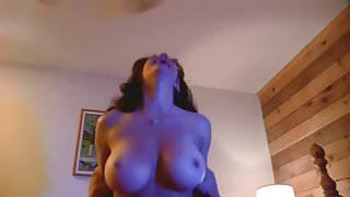 Glori-Anne Gilbert has very very wild sex