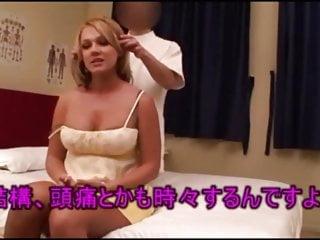 Sex vidio massage - Blonde wife massage tricks into having sex